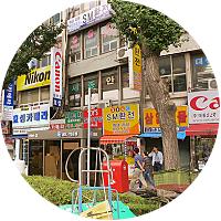 Shopping Trip in  Namdaemun (남대문) and Yongsan (용산)