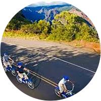 Waimea Canyon Downhill Bicycle Tour