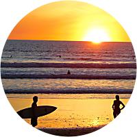 Surf Lesson for Joe