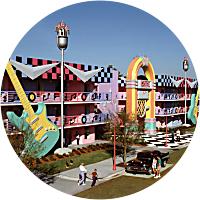 Disney All Star Music Hotel