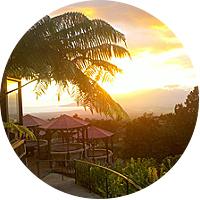 Breakfast after Haleakala Sunrise