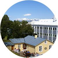 lunch in Akureyri
