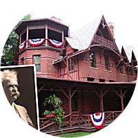 Mark Twain House - Museum Tour
