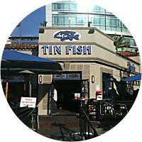 Dinner at the Tin Fish