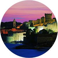 Night in Dubrovnik