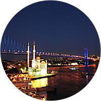 Turkish New Year's Eve Cruise