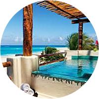 Ocean Front Honeymoon Suite