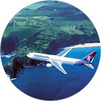 Flight to Maui