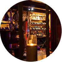Wine and Pizza at Tri Prsuta Wine Bar