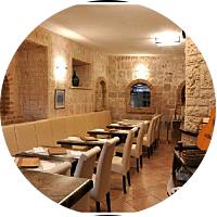 Dinner at Dalmatino