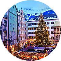 Train tickets to Innsbruck