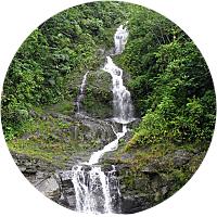 Waterfalls Canyon Tour