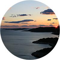 Ferry to Hvar Island
