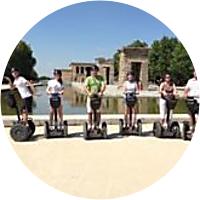 Segway Tour of Madrid