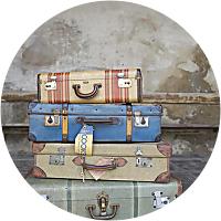 Hugh's Getaway Luggage