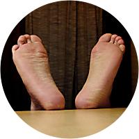 Foot Massage Heaven for Hugh