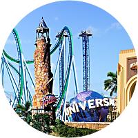 Universal Orlando Park Hopper Tickets