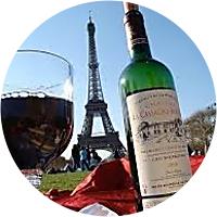 Romantic Lunch in Paris