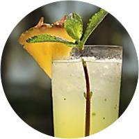 Pool-side cocktails!