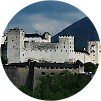 A visit to Hohensalzburg Castle Fortress