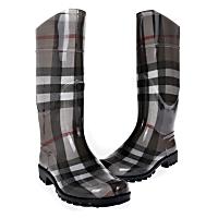 Rain boots for Justin and Simon