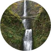 Day trip to Multnomah Falls