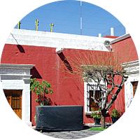 Admission to Museo Santuarios Andinos