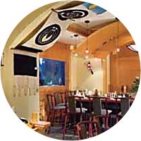 Dinner at Samurai Sushi Bar and Restaurant