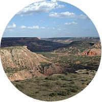 Day 1 - Palo Duro Canyon