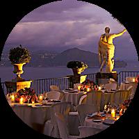 Dinners in Capri