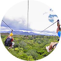 Kauai Zipline Adventure