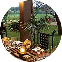 Dinner at Priyankara Hotel
