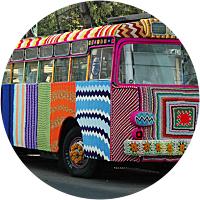 2 Bus tickets from Mexico City to Oaxaca