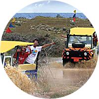 ABC Jeep Tour of Aruba