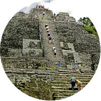 Xunantunich Mayan Ruins with Lunch