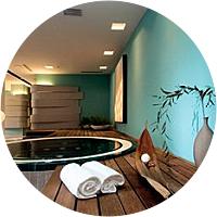 Spa treatment at Maistra Spa