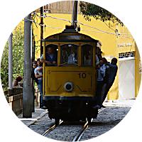 Round Trip Rail Service