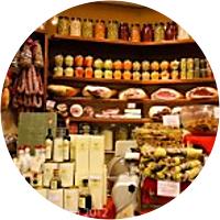 Gourmet Italian Market Wares and Souveniers