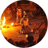 Uluwatu Temple - Pura Luhur Uluwatu and Kecak Dance