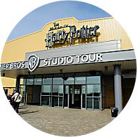Warner Brothers Studio Tour London