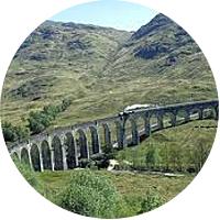 Train to Scotland