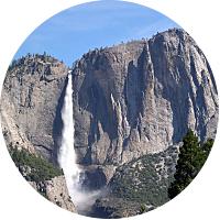 Yosemite National Park - Entry