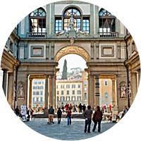 Tickets to the Uffizi Gallery