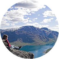 Glaciers Walking in Norway
