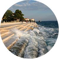 Honeymoon: Light Symphony in Croatia