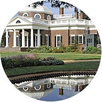Monticello, Jefferson's home