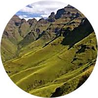Drakensberg--Mountain lodge