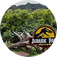Jurassic Park at the Kualoa Ranch