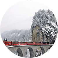 Train to Switzerland