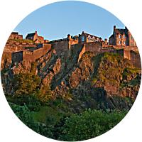 Edinburgh Castle & City Parks